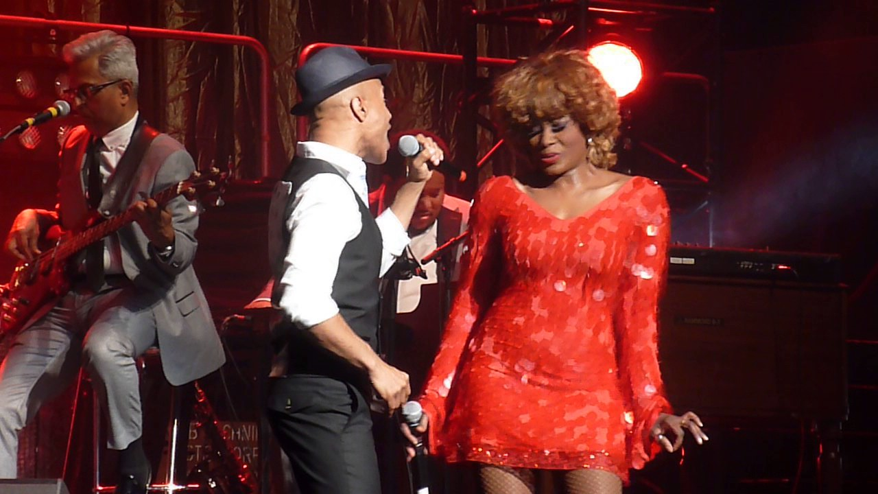 Simply The Best- Tina Turner Musical @ Kursaal Oostende 8