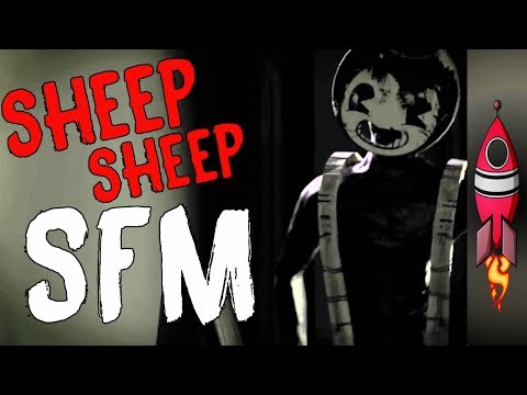 Bendy And The Ink Machine Sammy's Song | Sheep Sheep | SFM | Rockit Gaming 🚀