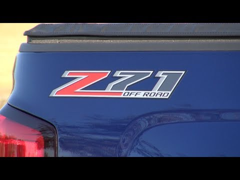 2015 Chevy Silverado 2500 HD Z71 Pickup: Everything You ...