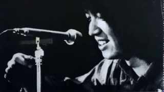 1980年8月10日NHK-FM放送 拓郎105分 拓郎 当時34歳.
