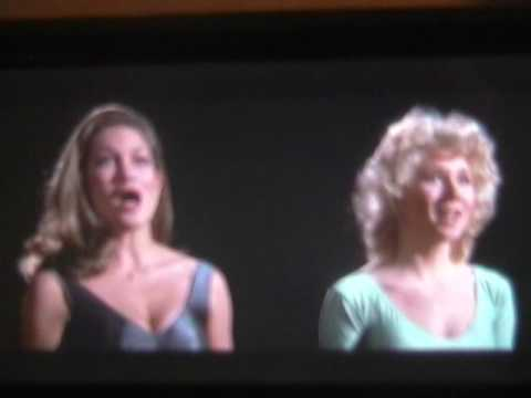 At The Ballet from A Chorus Line the movie