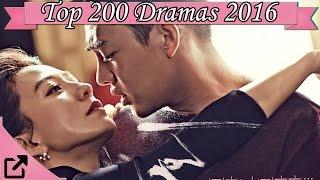 Video Top 200 Korean Dramas 2016 (All The Time) download MP3, 3GP, MP4, WEBM, AVI, FLV Maret 2018