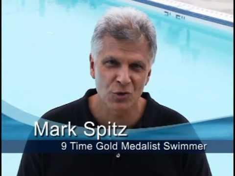 Mark Spitz on learning to swim