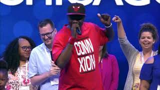 Hip Hop ConnXion Chicago HQ ISTE Corporate Promo
