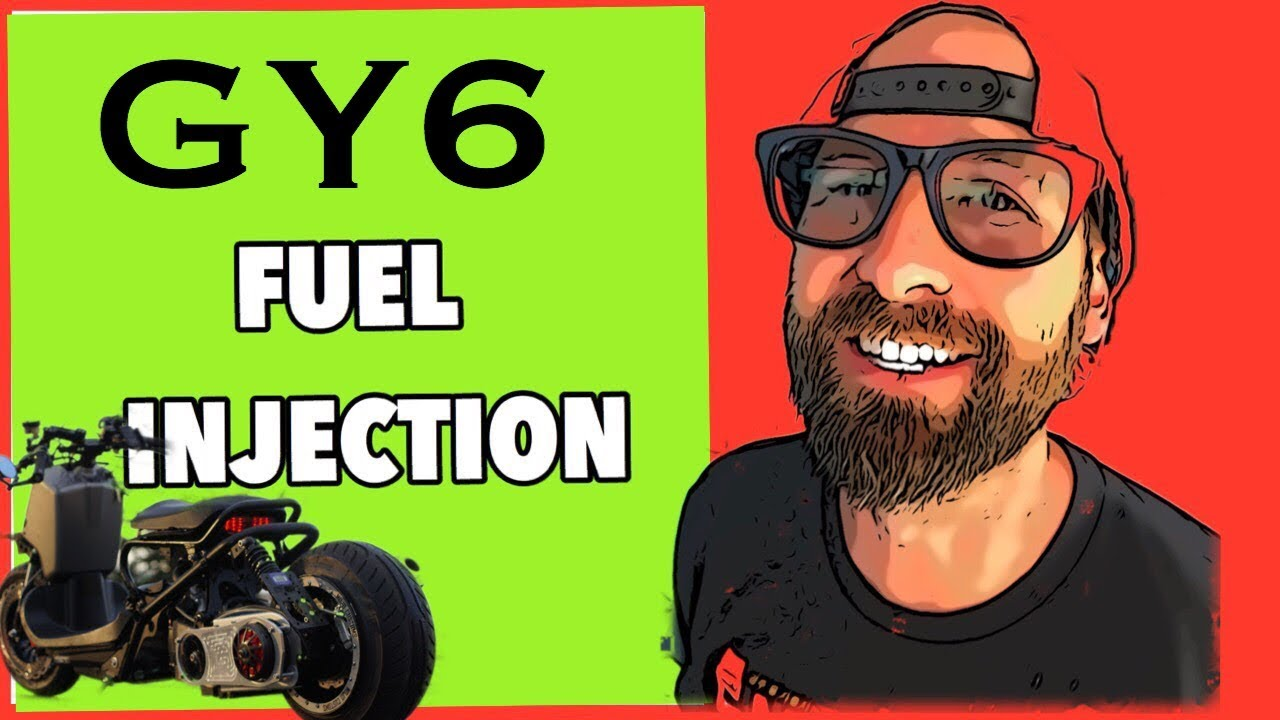 GY6 171cc Fuel injection Honda Ruckus project
