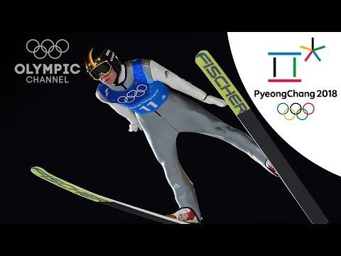 Ski Jumping Recap | Winter Olympics 2018 |...