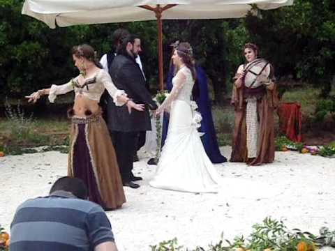 My wedding wiccan 30/05/2009