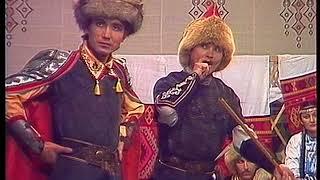 Танцует Явдат Бикбердин, ГААНТ им. Ф. Гаскарова