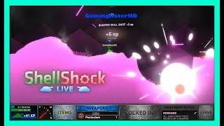 ShellShock Live - Stay Or Rage #22 - THE LEVEL 100 KEEPS HITTING HIMSELF! [1080p 60FPS]