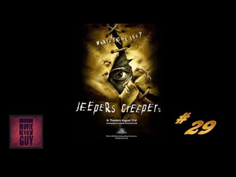 Jeepers Creepers Part 1 – Horror Movie Review Guy  | Vid 29 | ( HMRG Oldies)