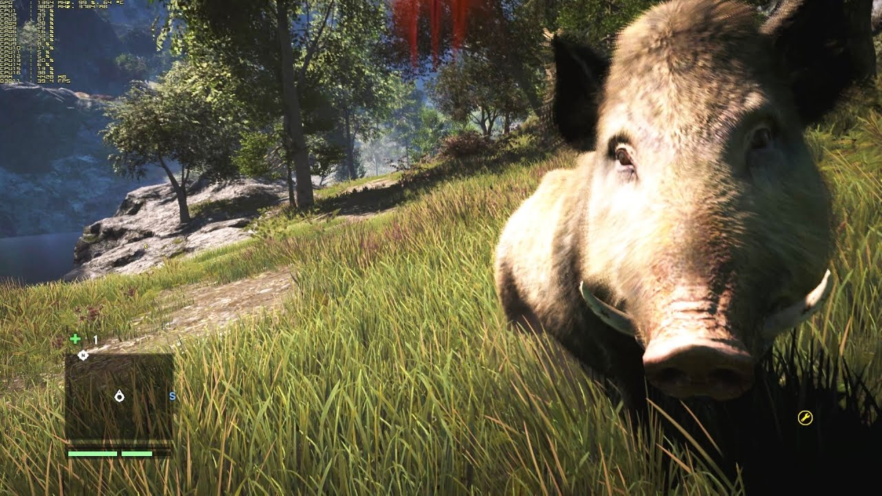 how to see fps in far cry 4
