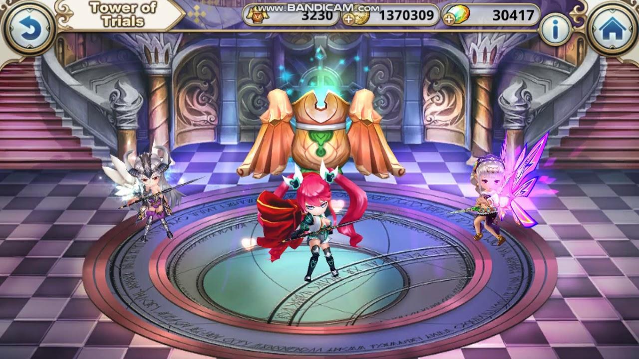 Sacred sword princesses