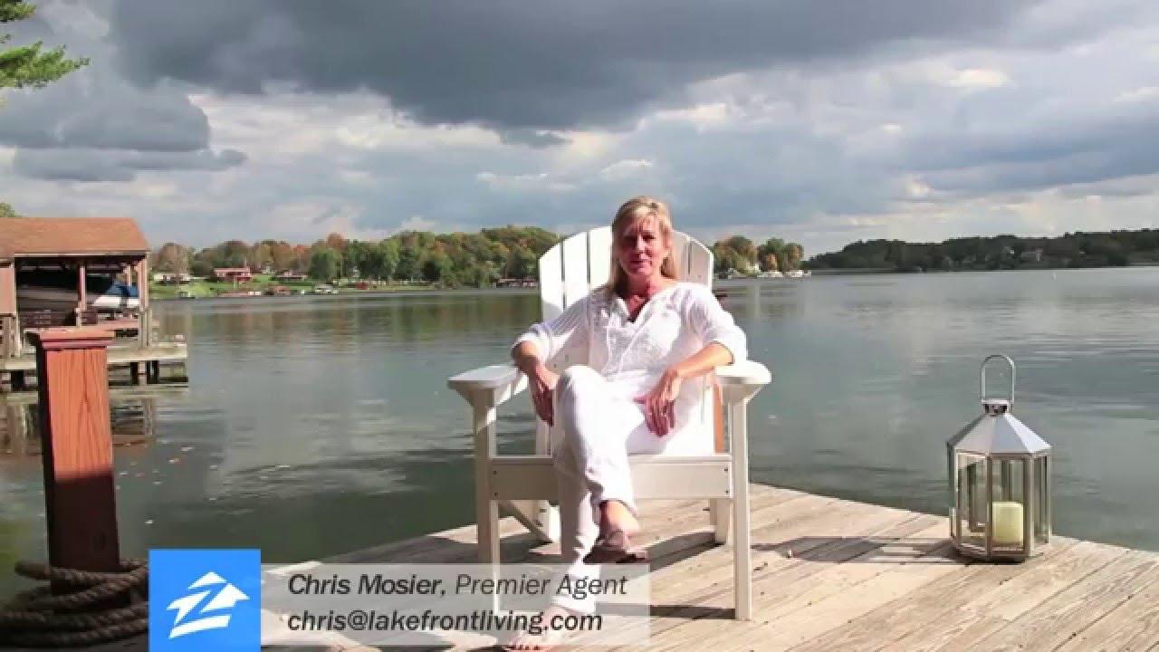 Ohio Lake Houses & Property, Beautiful Lakefront Homes   Lakefront ...