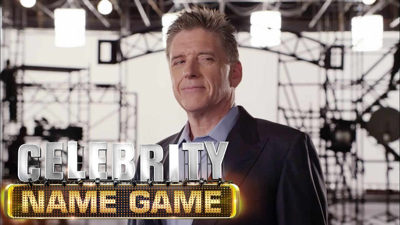 Celebrity Name Game - YouTube