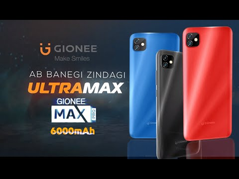 Introducing Gionee MAX PRO: Ab Banegi Zindagi Ultramax!
