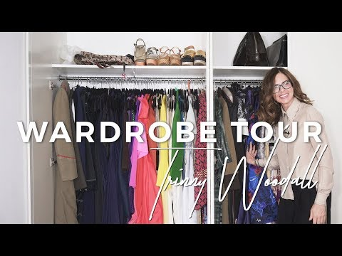 Inside Trinny Woodall's Wardrobe & Style Tips
