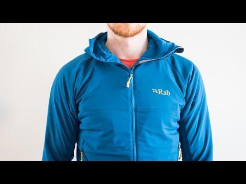 RAB Alpha Flux Jacket