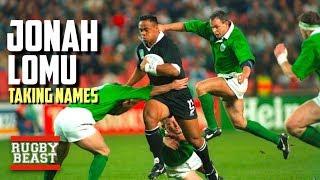 Jonah Lomu | Taking Names