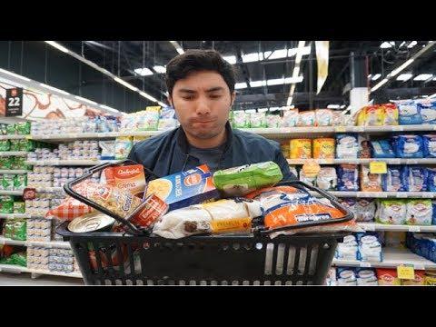 Una semana comiendo por 1€ en Chile