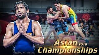 Asian championships 2019 Highlights | WRESTLING