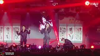 Ca sỹ NOO PHƯỚC THỊNH cực ngầu trên sân khấu Hàn Quốc