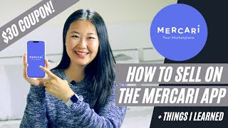 I Earned $1,000 on Mercari and Here are the Things I Learned. How to List an Item on the Mercari App