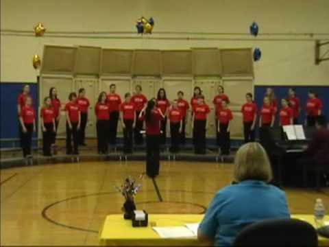 Bella Voce Dundee Middle School IGSMA State Contest 2009