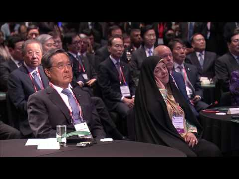 The 7th Asian Leadership Conference Opening Ceremony