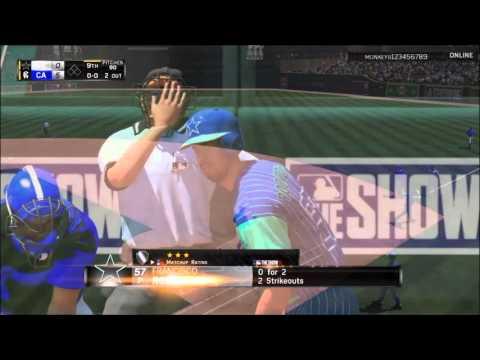 MLB 16 the Show Erasmo Ramirez Perfect Game Diamond Dynasty