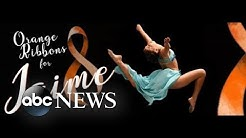 Dancers competing near Parkland, Florida, honor shooting victim Jaime Guttenberg