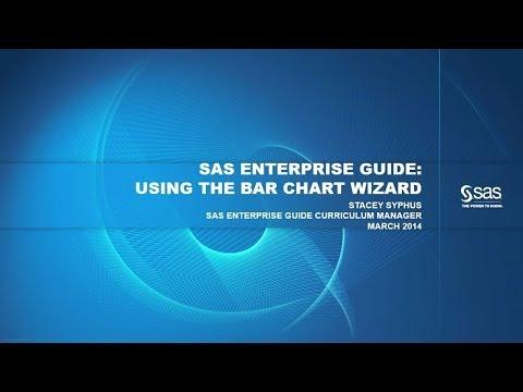 SAS Enterprise Guide: Using the Bar Chart Wizard