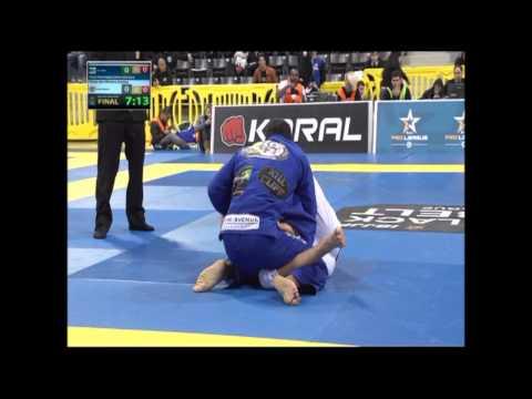 Lightweight Final - Vitor Oliveira (GF Team) VS Victor Estima (Gracie Barra)