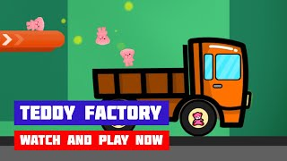 Teddy Factory · Game · Gameplay