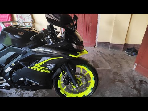 Review Of Yamaha R15 V3   Dark Knight Test Ride   Brought My 2nd Beast Home   Test Ride & Sound Note