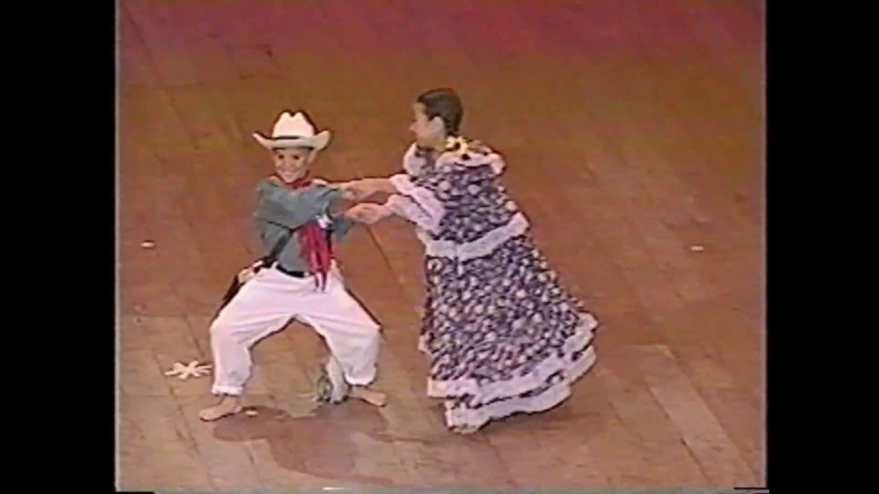 danza antioqueña (Colombia)
