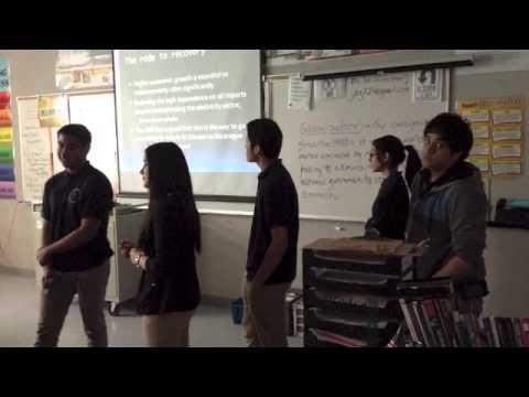 12th Grade Economics - Globalization Presentation