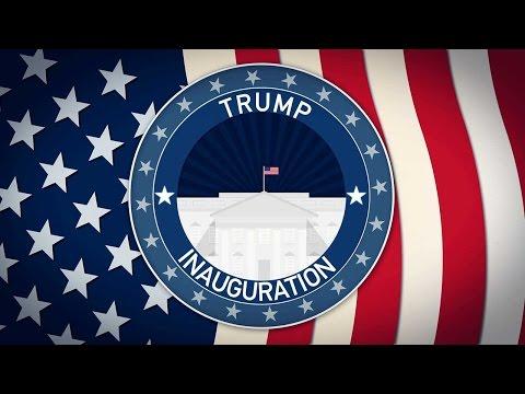 CGTN Live Trump Inauguration