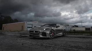 2017 Jaguar F-Type SVR!!!