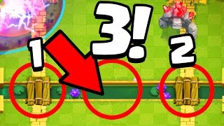 THREE BRIDGES in a Clash Royale Update? Play Testing CONFIRMED!