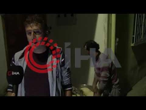 Karaman'da muhtarın hamur yoğurma mesaisi