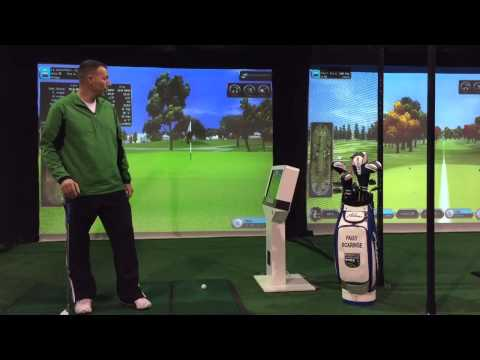 Golow Golf Front Page Video