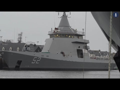 Naval Group launches second OPV for Argentina – A.R.A Piedrabuena