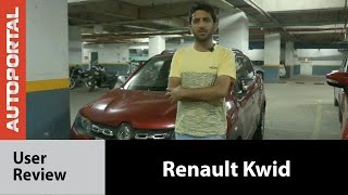 Renault Kwid (RXT) - User Review