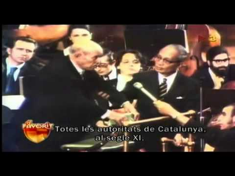 PAU CASALS UNITED NATIONS SPEECH - 1971