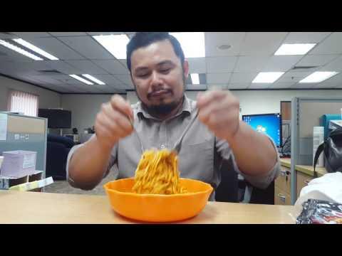 Spicy Korean Noodle Challenge Malaysia | WWW.REDSCARZ.COM