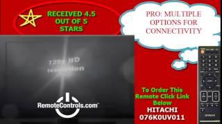 Review Hitachi HDTV LED - LE29H306