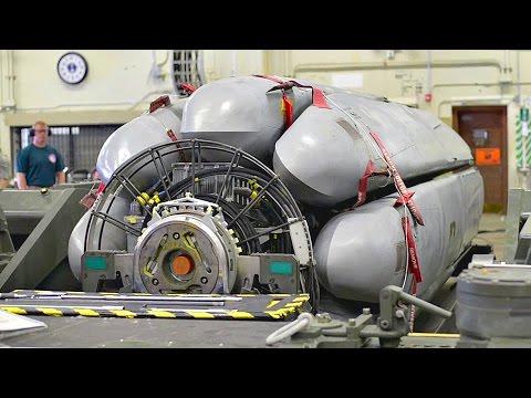 Cruise Missile Launcher - Common Strategic Rotary Launcher (CSRL) For B-52 Bomber