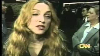 "Madonna CNN ""Artemisa"" premiere interview (1998)"