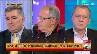 Ministrul Finanţelor, veste șoc pentru multinaționale: Vor fi impozitate