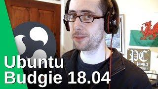 Video A look at Ubuntu Budgie 18.04 - Linux distro review download MP3, 3GP, MP4, WEBM, AVI, FLV Juli 2018